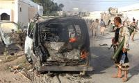 At least 11 dead in suicide bombing and gun attack in southern Yemen