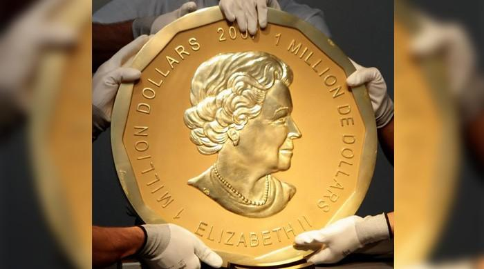 Gold coin well worth $four million stolen from Berlin museum