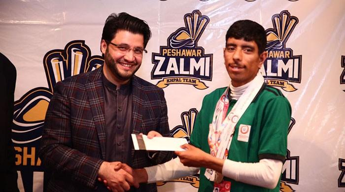 Zalmi to take gold medalists from Special Olympics winter games to UAE for PSL 3