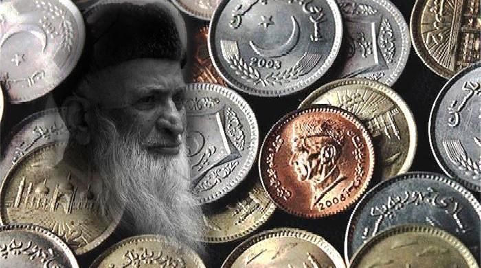 SBP to issue Rs50 Edhi commemorative coin from March 31