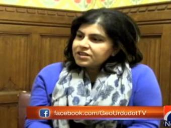 Special Report - Pakistan's old pluralism inspired me, says Baroness Sayeeda Warsi