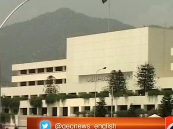 فوجی عدالتوں کے قیام میں توسیع: سینیٹ کا اجلاس آج ہوگا
