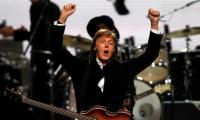 Paul McCartney making album with Adele producer