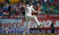 India crush Australia to clinch Test series