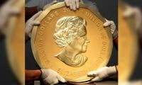 Gold coin worth $4 million stolen from Berlin museum