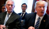 Trump's son-in-law to oversee government revamp