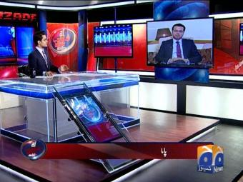 Aaj Shahzaib Khanzada Kay Sath 28-March-2017