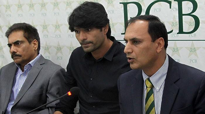 PCB bans fast bowler Muhammad Irfan for one year