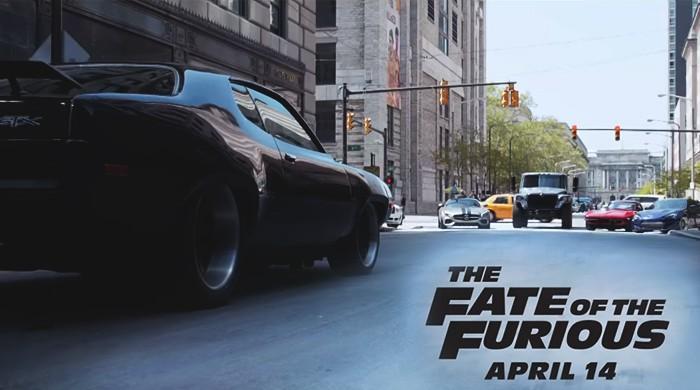 Full throttle: #Fast8's surprise screening in LA leaves audience in awe