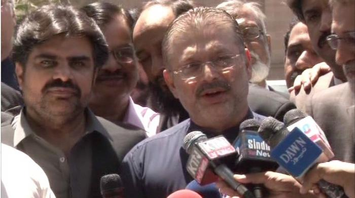 Sharjeel Memon rubbishes rumours about deal with PML-N