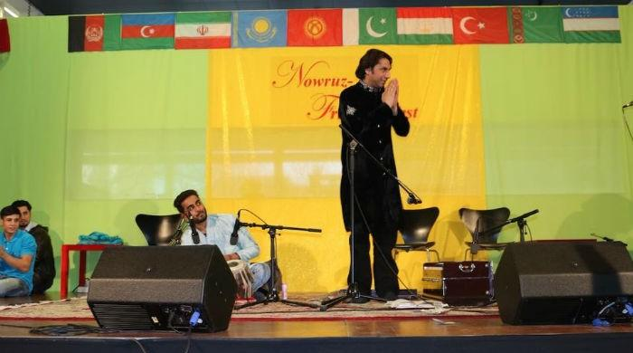 Pakistani diaspora celebrates Nawruz in Berlin with dance, music and delicious food