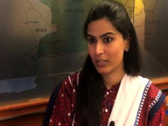 Farieha Aziz speaks to Geo News CLIP 1  30-March-2017