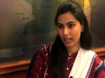 Farieha Aziz speaks to Geo News CLIP 2 30-March-2017