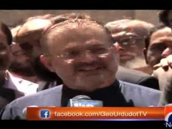 Sharjeel Memon rubbishes rumours about deal with PML-N 30-March-2017