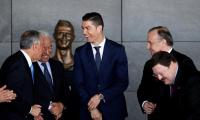 'Hideous' Cristiano Ronaldo statue sparks social media laughs