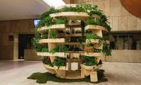 New furniture allows you to grow food in your own house