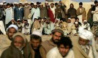 Afghan refugees and their repatriation