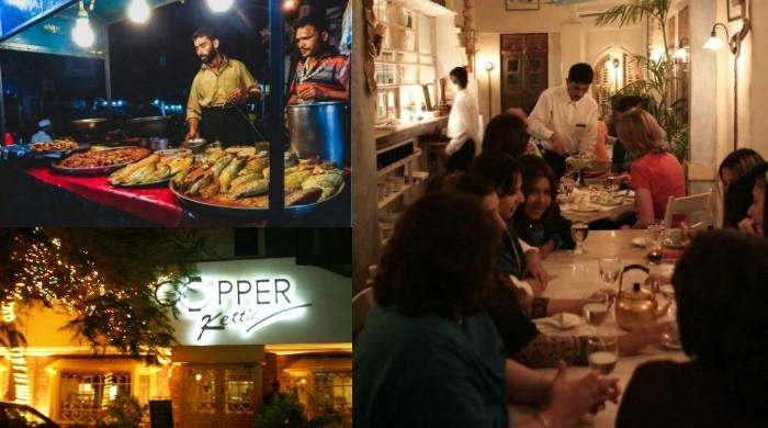 From Burnes Road to Café Flo: How Karachi changed the way it eats out