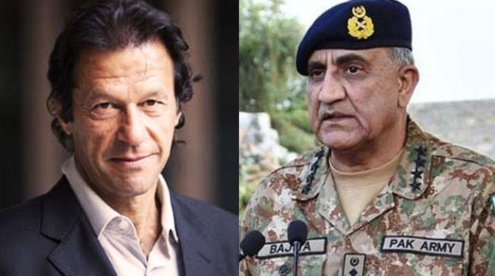 Imran Khan meets General Qamar Javed Bajwa