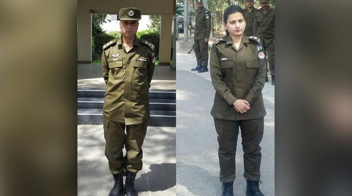 Punjab police consulted fashion school for new uniforms