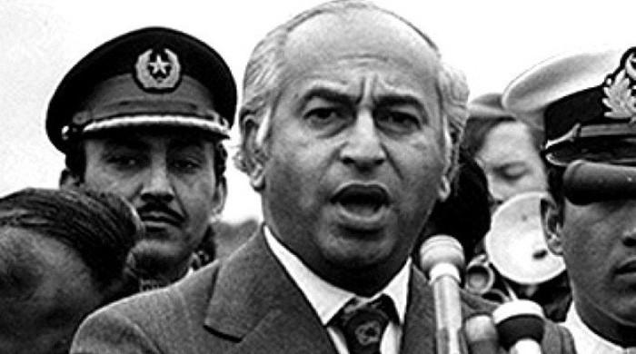 Bhutto, Pakistan and peace