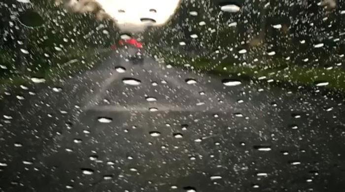 Summer surprise: Rain turns weather pleasant in Islamabad