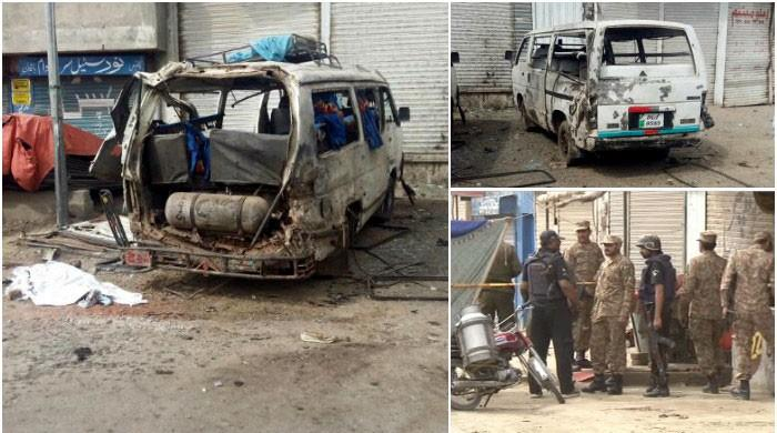 Four soldiers among six martyred in suicide attack on census team in Lahore