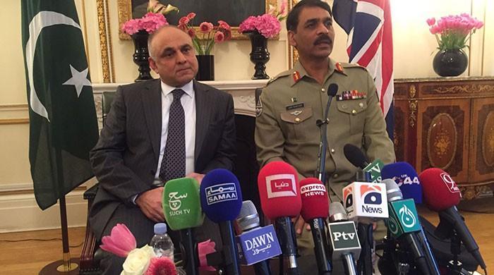 Pakistan wants good ties with Saudi Arabia, Iran: DG ISPR