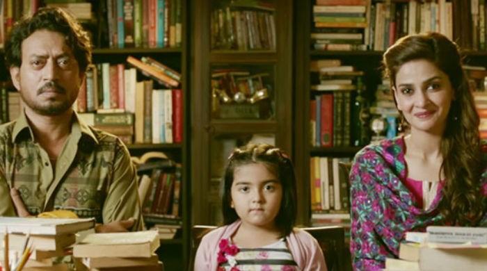 Saba Qamar-starrer Hindi Medium's trailer a lesson for all