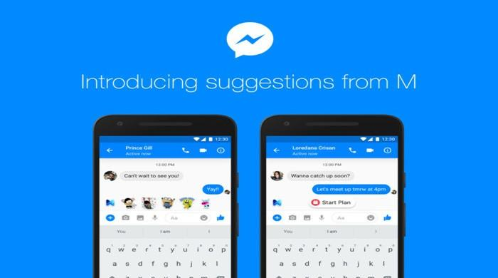 Facebook launches digital assistant ´M´ in US