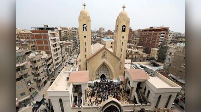 Explosion at Egypt Nile Delta church kills at least 25, injures 60