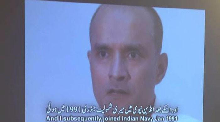 India threatens consequences for Pakistan if Jadhav hanged