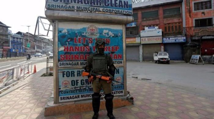 Kashmir observes shutter-down strike against Indian aggression