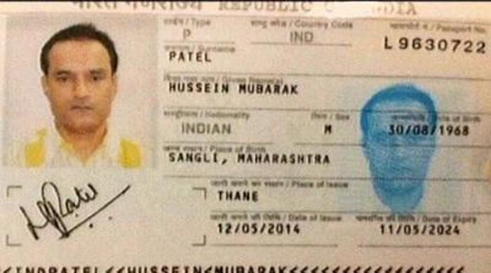 Fake Raw Media Indian Pune Jadhav Agent Passport Pakistan tv Geo Obtained - In