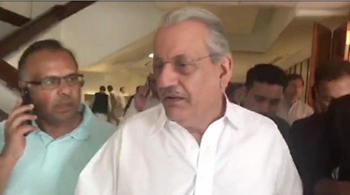 Raza Rabbani gives up Senate chair, threatens to resign