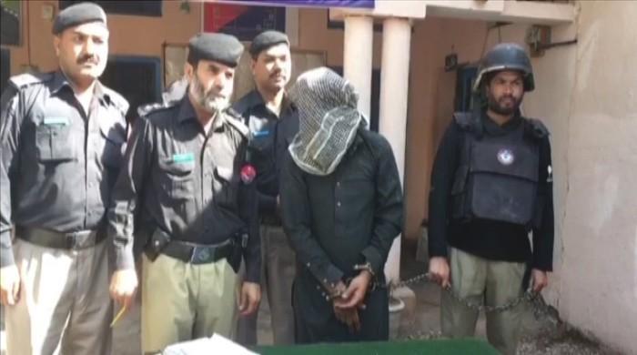 Man kills four family members over domestic dispute in Nowshera
