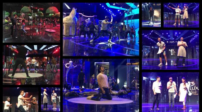 #LSA2017 Behind the Scenes: Stars rehearse for 16th Lux Style Awards