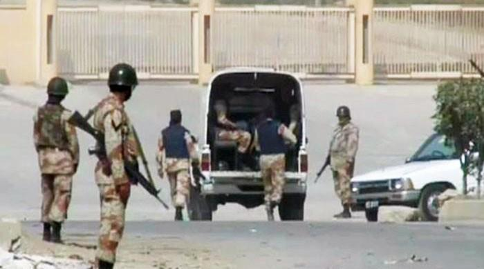 Rangers object to notification issued by Sindh government