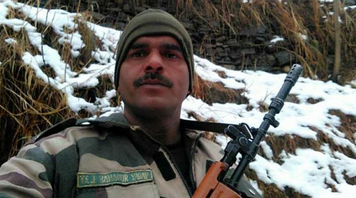 Indian soldier who exposed corruption dismissed by BSF