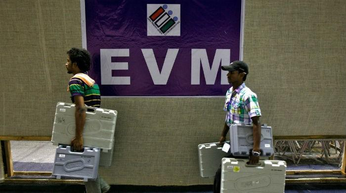 Use of EVMs unlikely as election commission needs Rs90b funds