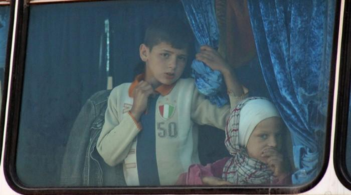 Thousands evacuated after deadly Syria bombing
