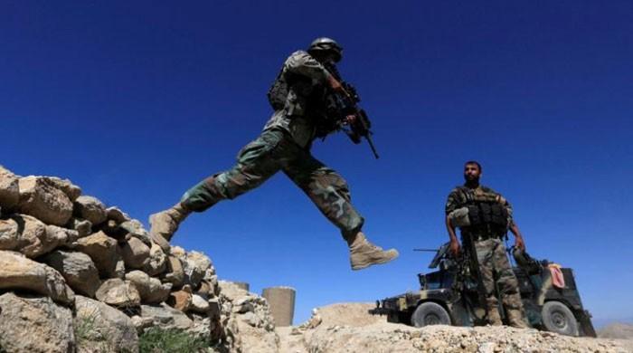 US troops battling Daesh near site of Afghan bomb strike