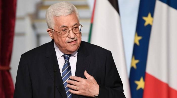 Trump to host Palestinian president Abbas on May 3: White House