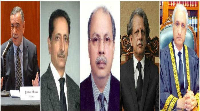 Meet the five-member bench behind the Panama leaks verdict
