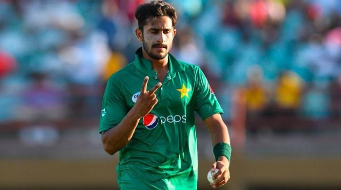 Hassan Ali ruled out of first Test against Windies