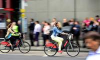On your bike - Cycling to work linked with large health benefits
