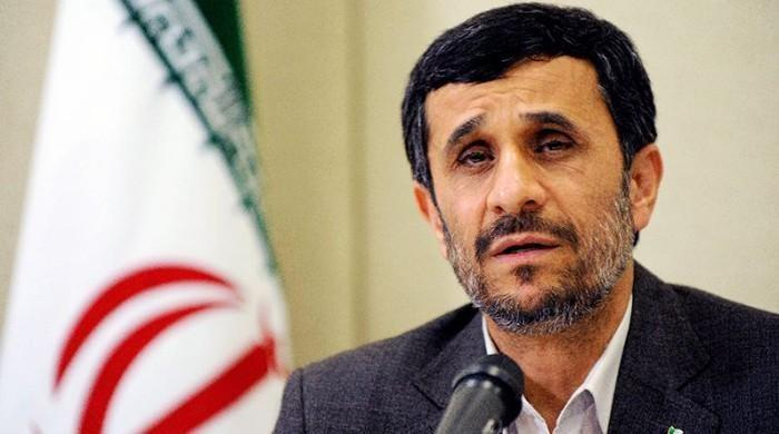 Rouhani, rival to run in Iran's presidential election, Ahmadinejad barred