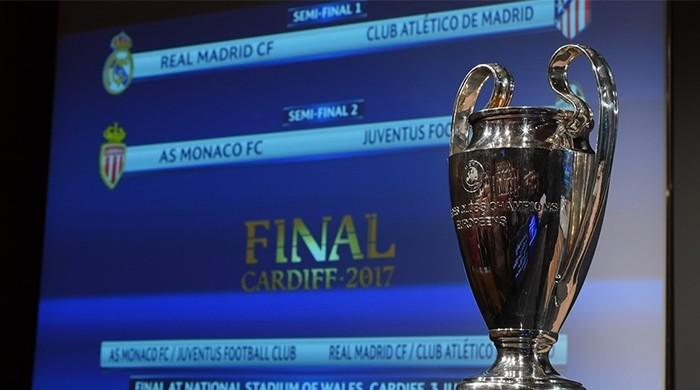 Real Madrid to battle with Atletico once more in Champions League