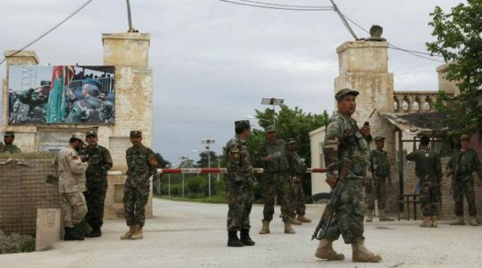 Taliban kill dozens in army HQ attack in northern Afghanistan
