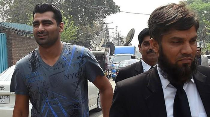 PSL spot-fixing case: Shahzeb Hasan appears before tribunal